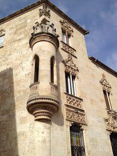 Ciudad Rodrigo, España.En 1944 fue declarada Conjunto Histórico-Artístico, gracias a su muralla, catedral, palacios e iglesias...