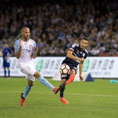 Hyundai A-League, Round 2 - Melbourne Victory v Melbourne City FC