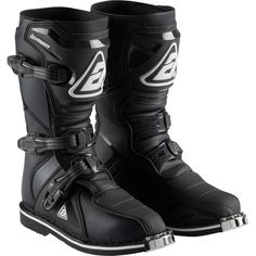 Answer 2020 Youth AR1 Boots Dirt Bike Boots, Motorcycle Boots, Motocross, New Dirt Bikes, Leg Bones, Riding Gear, Kids Boots, Boots Online, Sport Bikes