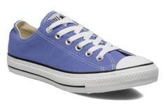 Converse chuck taylor all star ox w azzurro