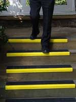 Protect from Slips and Trips in the Fall Season. Rain and flurries can make stairs and surfaces slippery. Learn how to protect yourself and others.