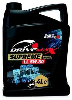 Drivemax Supreme LL 5W30 1L 28 LEI Vascozitate5W-30 Cantitate1L DestinatieMotor Supreme, Lei, Motor