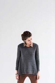 Ravelry: Arabella pattern by Ann McCauley; my favorite from Wool People 7. #knitindie