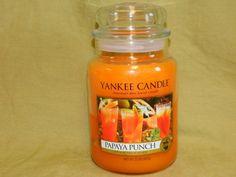 Yankee Candle SUNFLOWER DAYS Large Jar 22 Oz Yellow Housewarmer New Wax
