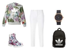 """""""Untitled #8"""" by tiril-solberg-1 on Polyvore featuring beauty, adidas, Timberland, Dolce&Gabbana, Marc by Marc Jacobs and adidas Originals"""