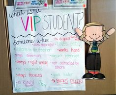 O-H So Blessed!: Classroom Management Part Four: VIP Students!