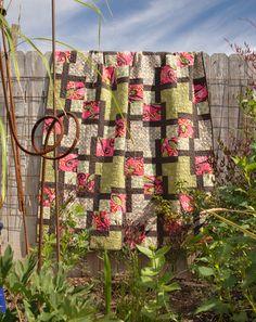 Modern Maze quilt