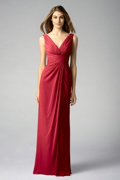 Watters Maids Dress Antonia