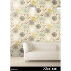 Holden Starburst Wallpaper - 10443: Amazon.co.uk: DIY & Tools