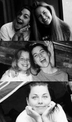 Amy Lee and sisters ❤️