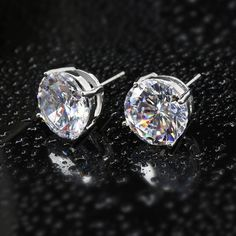 Check out the site: www.nadmart.com   http://www.nadmart.com/products/1-pair-fashion-women-girl-sliver-plated-earrings-pendientes-perlas-cute-bow-zircon-crystal-stud-ear-jewelry/   Price: $US $1.30 & FREE Shipping Worldwide!   #onlineshopping #nadmartonline #shopnow #shoponline #buynow