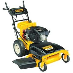 Cub Cadet 33 in. 420cc Electric Start Wide Cut Gas Self Propelled Mower CC 760 ES at The Home Depot - Mobile