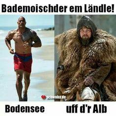 Bademeister im Ländle! #bodensee #alb #schwäbischealb #bademeister #schwaben #schwoba #schwäbisch #württemberg