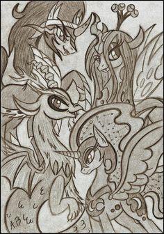 My Little Villains. by Anzu18 on deviantART