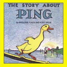 My mom read this to my little sister and I all the time. Still one of my favorite children books