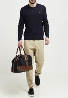 148ff0cdf81 Köp Polo Ralph Lauren CABLE - Stickad tröja - hunter navy för 1 395,00
