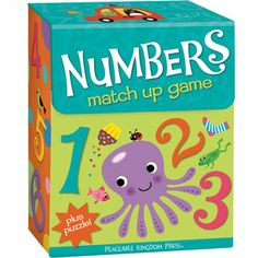 """$9.99 -  Youngest players can play face up match up  Place the cards face up on a table or smooth surface. Have a grown up call out the match.  For instance, """"Can you find two penguins wearing hats?"""" Children can take turns or compete to see who finds the match fastest. For a more challenging game, turn over the cards and play a memory concentration game. Try to make matches by turning over 2 cards. If it's a match, take the cards. If it's not a match, turn them back over in the sam..."""