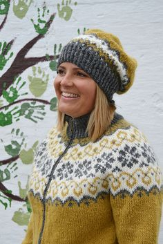 Cardigan Design, Knitting Wool, Drops Design, Handicraft, Diy And Crafts, Winter Hats, Crochet Hats, Beanie, Sweaters