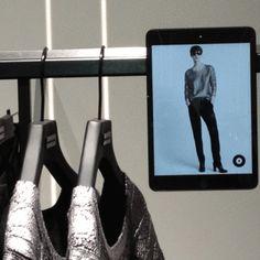 Karl Lagerfeld _ point de vente connecté ⬆ Selected by Atelier Avec Vue