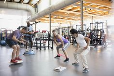 A good rehab program includes exercises that target joint stability and use jumping and balancing techniques to restore joint strength and function. Stability Exercises, Balance Exercises, Wellness Fitness, Health Fitness, Strength And Conditioning Coach, Ankle Pain, Workout Schedule, Program Design, Workout Programs