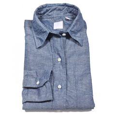 Ann Mashburn Boyfriend Shirt