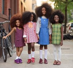 8 Little Girls Whose Hair And Style Are Killing It On Instagram [Gallery]  Read the article here - http://www.blackhairinformation.com/general-articles/playlists/8-little-girls-whose-hair-style-killing-instagram-gallery/