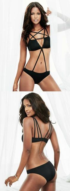 H-h-h-hello Adorable! Meet our jet black Lorelai, the sultry teddy that might just take your breath away. Click to shop!