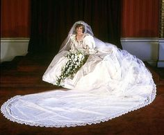 Wedding dresses: wedding dresses through history