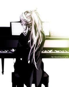 Tags: Anime, Fanart, Vocaloid, Kamui Gakupo, Pixiv