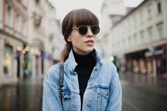 streetstyle minimal fashion Minimal Fashion, Uni, Street Style, My Style, Blog, Eyeglasses, Urban Style, Blogging, Street Style Fashion