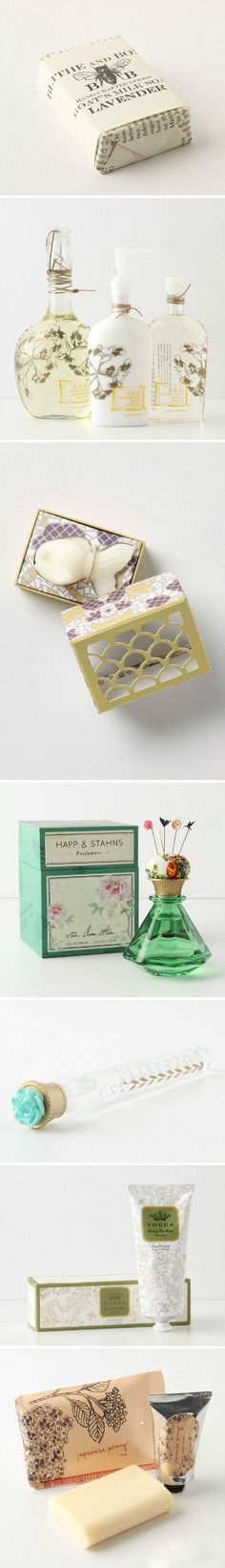 Anthropologie Happ & Stahns Perfumes And Colognes