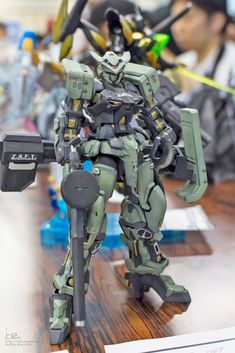 GUNDAM GUY: CPM Asakusabashi Plastic Model Exhibition (Tokyo, Japan) - Image Gallery [Part 7]