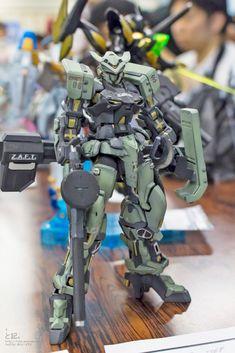 GUNDAM GUY: CPM Asakusabashi Plastic Model Exhibition (Tokyo, Japan) - Image Gallery [Part 7]