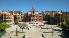 Hospital de San pau, Barcelona