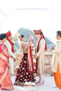 Indian Fusion Wedding, Traditional Indian Wedding, Indian Wedding Ceremony, Gold Wedding, Indian American Weddings, Ceremony Backdrop, Girls Dream, Bridal Looks, Wedding Photography