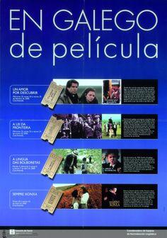 [Concello de Ferrol e Coordenadora de Equipas de Normalización Lingüística de Ferrolterra, 2000] Dublin, Nail, Santiago De Compostela, Poster