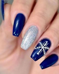 Christmas Nails Acrylic 2019 - Amazing Christmas Nails Designs for New Year Party for -   amazing christmas nails designs for new year party for christmas snowflake acrylic nails 2019 amazing christmas nails designs for new year part. Christmas Nail Polish, Christmas Gel Nails, Holiday Nails, Holiday Acrylic Nails, Xmas Nail Art, Summer Acrylic Nails, New Years Nail Designs, Christmas Nail Art Designs, Christmas Decorations