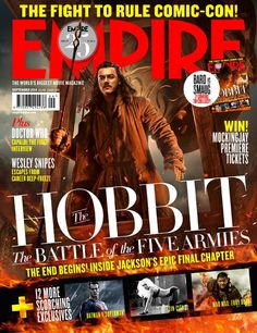 empire magazine cover september 2014 - Google Search