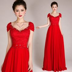 Cheap Evening Dresses on Sale at Bargain Price, Buy Quality dress up casual dress, dress christening, dress appropriate for wedding from China dress up casual dress Suppliers at Aliexpress.com:1,Decoration:Beading 2,Model Number:2254 3,Train:None 4,Waistline:Natural 5,sleeve type:regular