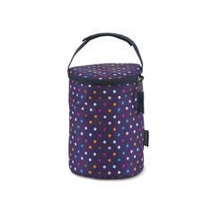 JanSport Collapsible Cooler Lunch Tote, Purple