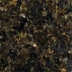 Close up of my granite: Uba Tuba Granite