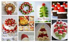 ΣΤΗΝ ΚΟΥΖΙΝΑ: Iδέες για ΧΡΙΣΤΟΥΓΕΝΝΙΑΤΙΚΑ τραπέζια Holiday Decor, Christmas, Spirit, Crochet, Food, Home Decor, Xmas, Weihnachten, Knit Crochet