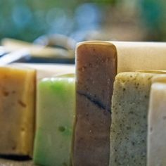 Recent studies show that many chemicals used in commercial soaps can actually be harmful for your skin, causing allergies and all sorts of reactions....