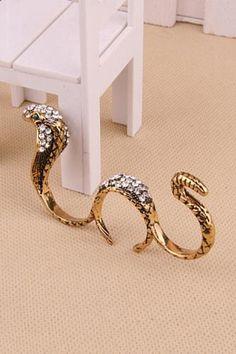 Cobra Ring Set