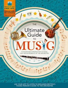 This book presents a fresh take on a traditional subject, and the instruments are brought to life with the digital element which means readers can see and hear what they put into practice at school. £14.99