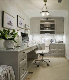 Munger Interiors - Work Spaces