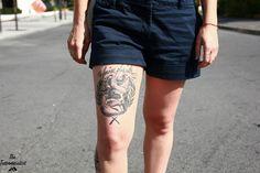 Justine, Montréal - The Tattoorialist