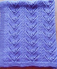 Baby Blanket  Knitting Pattern PDF  Blodwen Lap Blanket Throw. £3.50, via Etsy.