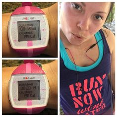 I ran 3 miles but I forgot to pause my @mapmyfitness  So it said that I ran 9 miles in 40 min haha What is my problem now a days? Oh and I forgot to lock my @polarglobal so I had to start it twice haha! Oops! Anyways HIIT workout day #5  is in the books  So I earned my glass or two of wine  #runnowwinelater #runner #runnerproblems #run #running #runhappy #cardio #hiitcardio #hiitworkout #workout #workoutholic #iworkout #imarunner #wine #wineo #winelover #polarwatch #iloveradio #hiittraining…