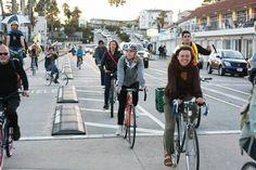 Ir ao trabalho de bicicleta é 40% menos estressante diz pesquisa britânica